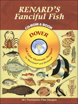 Renard's Fanciful Fish CD-ROM and Book