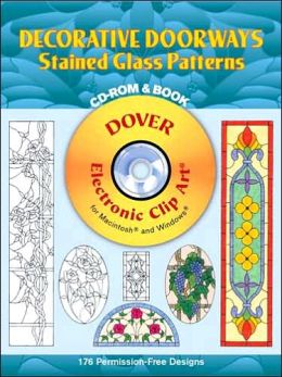 Decorative Doorways: Stained Glass Patterns