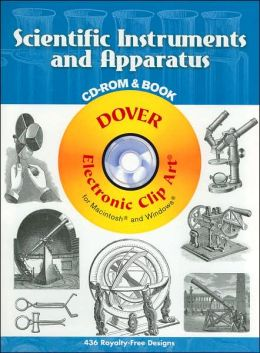 Scientific Instruments and Apparatus (Dover Electronic Clip Art)