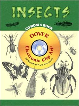 Insects CD-ROM and Book