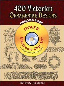 408 Victorian Ornamental Designs