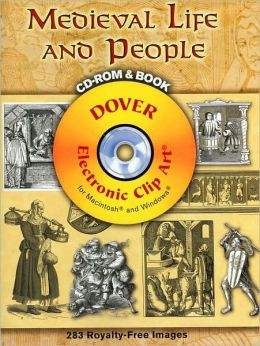 Medieval Life and People CD-ROM and Book