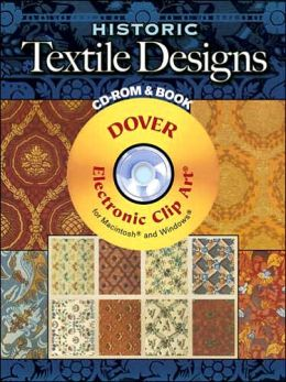 Historic Textile Designs [Electronic Clip Art Series]