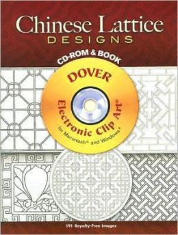 Chinese Lattice Designs with CDROM