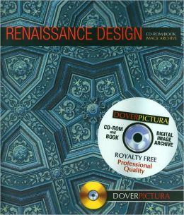 Renaissance Design [Dover Pictura Electronic Design Series]