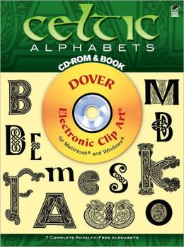 Celtic Alphabets w/CD ROM