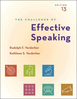 Cengage Advantage Books: The Challenge of Effective Speaking (with SpeechBuilder Express?, InfoTrac )