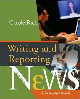 Writing & Reporting News: A Coaching Method