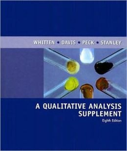 A Qualitative Analysis Supplement, 8th