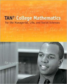 College Mathematics for the Managerial, Life, and Social Sciences (with CengageNOW Printed Access Card)