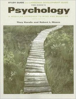 Study Guide with Language Development Guide for Coon's Psychology: A Modular Approach to Mind and Behavior, 10th