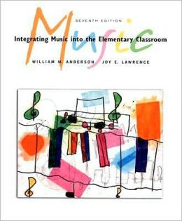 Integrating Music into the Elementary Classroom, Media Edition (with CD and Keyboarding Booklet)
