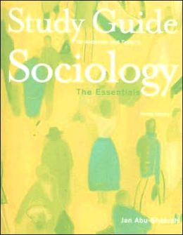 Study Guide for Andersen/Taylor's Sociology: The Essentials, 4th