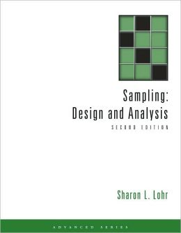 Sampling: Design and Analysis