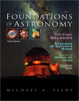 Foundations Astronomy