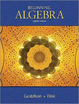 Beginning Algebra (with CengageNOW, Personal Tutor Printed Access Card)