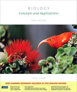 Biology: Concepts and Applications (with CD-ROM and 1pass for BiologyNOW, How Do I Prepare, vMentor, and InfoTrac)