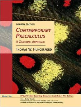 Contemporary Precalculus: A Graphing Approach, Media Update (with CD-ROM, P