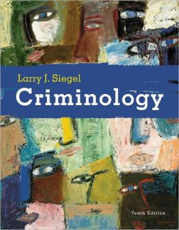 Criminology, 10th Edition