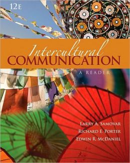 Intercultural Communication: A Reader