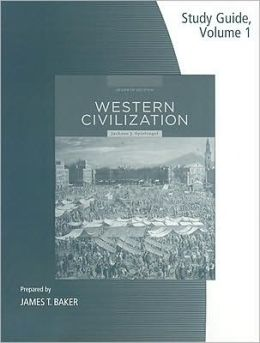Study Guide, Volume I for Spielvogel's Western Civilization: Volume I