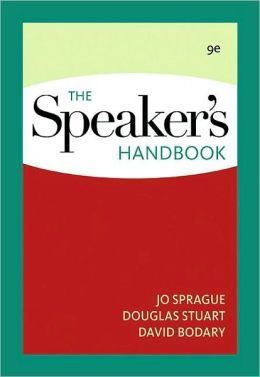 The Speaker's Handbook, 9th Edition