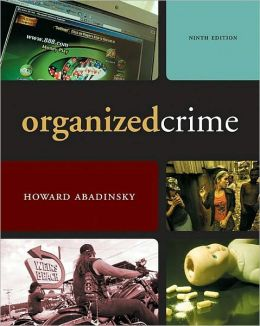 Organized Crime, 9th Edition