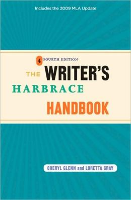 The Writer's Harbrace Handbook, 2009 MLA Update Edition
