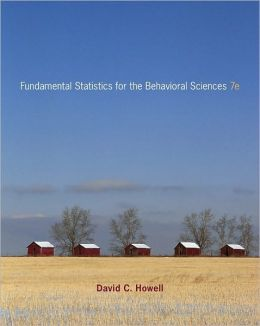 Fundamental Statistics for the Behavioral Sciences, 7th Edition