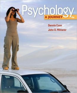 Psychology: A Journey, 4th Edition