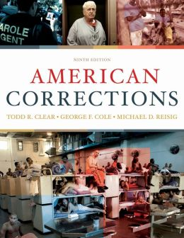 Cengage Advantage Books: American Corrections