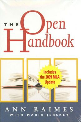 The Open Handbook: Keys for Writers