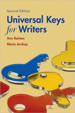 Universal Keys for Writers (with 2009 MLA Update Card)