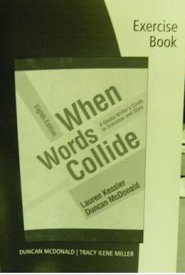 Student Workbook for Kessler/McDonald's When Words Collide, 8th