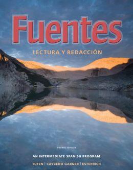 Fuentes: Lectura y Redaccion
