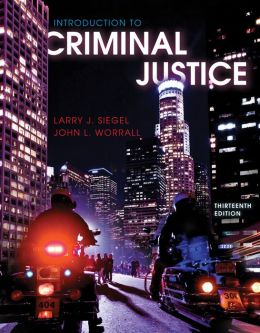 Cengage Advantage Books: Introduction to Criminal Justice