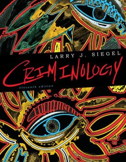 Cengage Advantage Books: Criminology