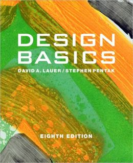 Design Basics (with Art CourseMate with eBook Printed Access Card)