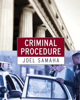Cengage Advantage Books: Criminal Procedure