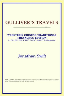 Gulliver's Travels: Webster's Chinese-Simplified Thesaurus Edition