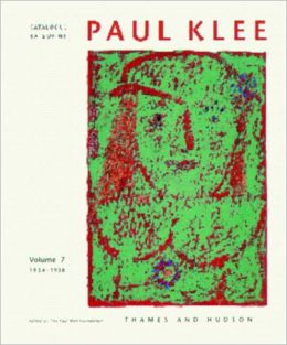 Paul Klee Catalogue Raisonne, 1934-1938