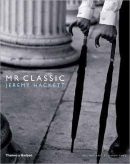 Mr. Classic: Jeremy Hackett