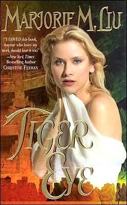 Tiger Eye (Dirk & Steele Series #1)