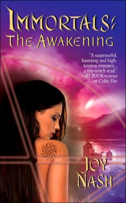 The Awakening (Immortals Fantasy Series)