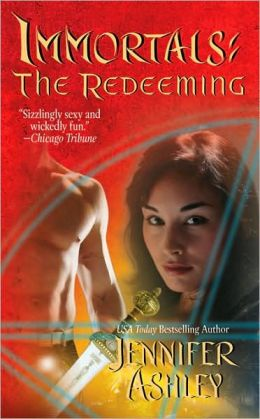 The Redeeming (Immortals Fantasy Series)