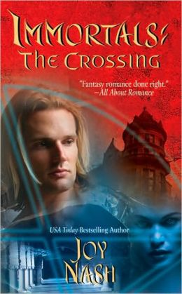 The Crossing (Immortals Fantasy Series)