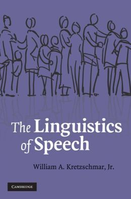 Linguistics of Speech