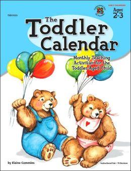 The Toddler Calendar