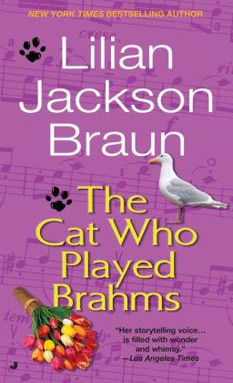 The Cat Who Played Brahms (The Cat Who... Series #5)