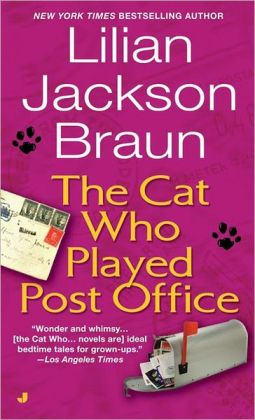 The Cat Who Played Post Office (The Cat Who... Series #6)